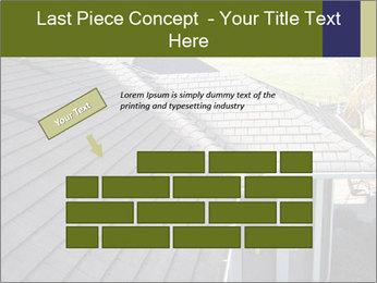 Designer shingles PowerPoint Template - Slide 46