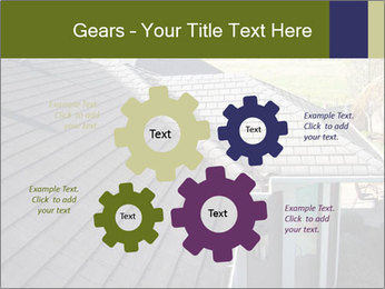 Designer shingles PowerPoint Template - Slide 47