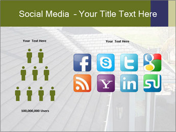 Designer shingles PowerPoint Template - Slide 5