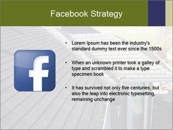 Designer shingles PowerPoint Template - Slide 6