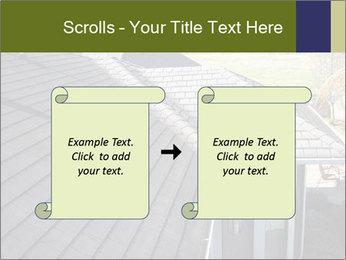 Designer shingles PowerPoint Template - Slide 74