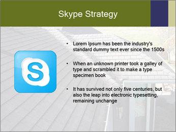 Designer shingles PowerPoint Template - Slide 8