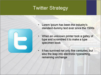 Designer shingles PowerPoint Template - Slide 9