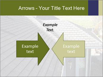 Designer shingles PowerPoint Template - Slide 90