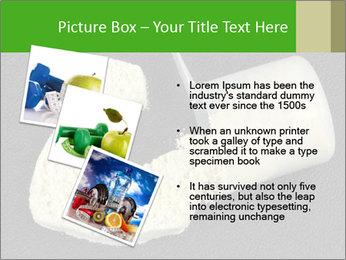 Protein power PowerPoint Template - Slide 17