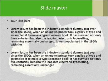 Protein power PowerPoint Template - Slide 2