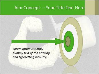 Protein power PowerPoint Template - Slide 83