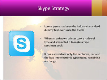 Motorcycle ride PowerPoint Template - Slide 8