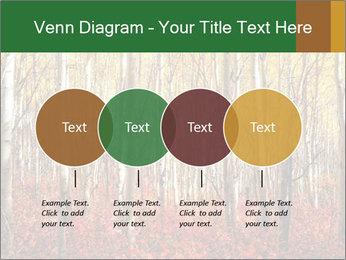 Yellow aspens PowerPoint Template - Slide 32