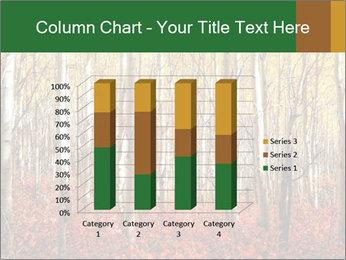 Yellow aspens PowerPoint Template - Slide 50