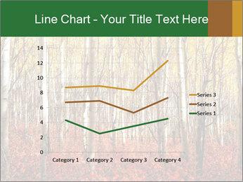 Yellow aspens PowerPoint Template - Slide 54