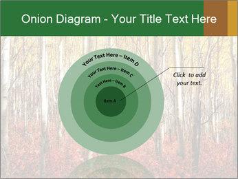 Yellow aspens PowerPoint Template - Slide 61