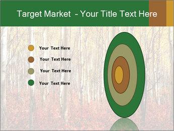 Yellow aspens PowerPoint Template - Slide 84