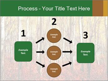 Yellow aspens PowerPoint Template - Slide 92