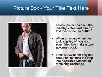 Gangster PowerPoint Template - Slide 13