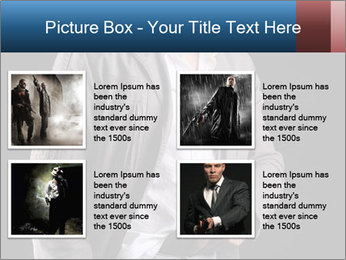 Gangster PowerPoint Template - Slide 14