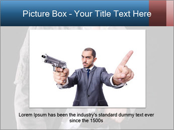 Gangster PowerPoint Template - Slide 15
