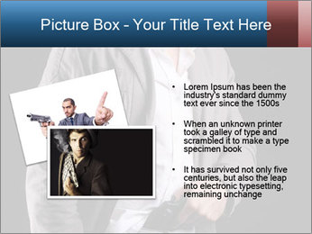 Gangster PowerPoint Template - Slide 20