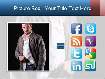 Gangster PowerPoint Template - Slide 21