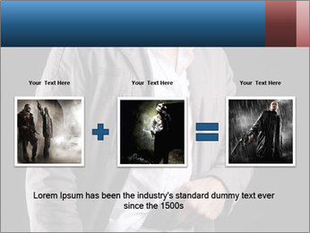 Gangster PowerPoint Template - Slide 22