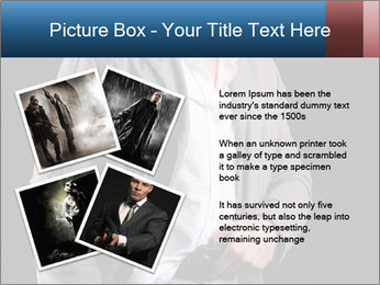 Gangster PowerPoint Template - Slide 23