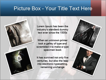 Gangster PowerPoint Template - Slide 24