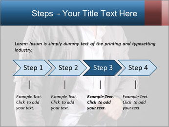 Gangster PowerPoint Template - Slide 4