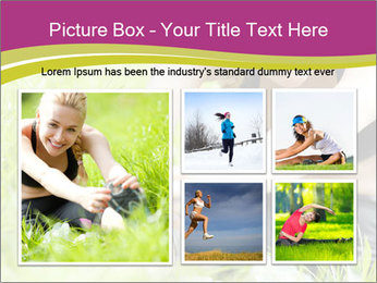 Attractive Woman PowerPoint Templates - Slide 19