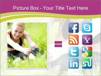 Attractive Woman PowerPoint Templates - Slide 21