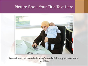 Business people over a deal PowerPoint Template - Slide 16