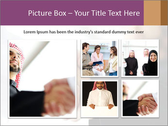 Business people over a deal PowerPoint Template - Slide 19