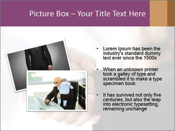 Business people over a deal PowerPoint Template - Slide 20