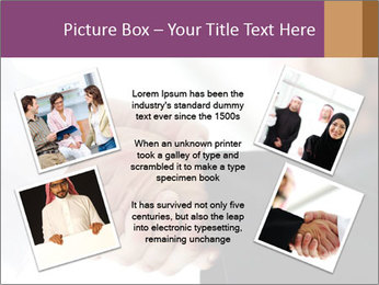 Business people over a deal PowerPoint Template - Slide 24