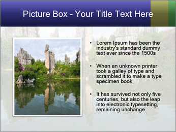 Stone forest PowerPoint Templates - Slide 13