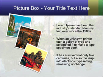 Stone forest PowerPoint Templates - Slide 17