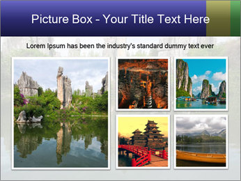 Stone forest PowerPoint Templates - Slide 19