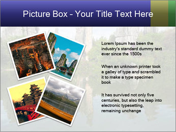 Stone forest PowerPoint Templates - Slide 23