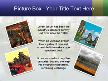 Stone forest PowerPoint Templates - Slide 24