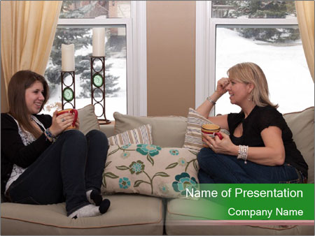 Conversation PowerPoint Templates