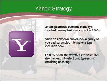 Conversation PowerPoint Template - Slide 11