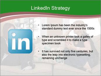 Conversation PowerPoint Template - Slide 12