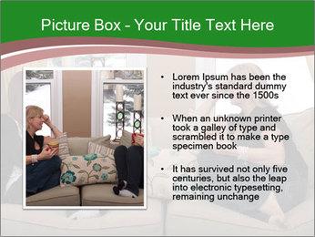 Conversation PowerPoint Template - Slide 13