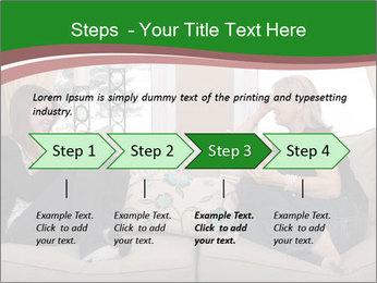 Conversation PowerPoint Template - Slide 4