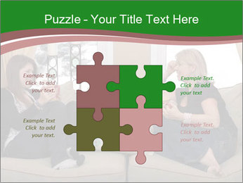 Conversation PowerPoint Template - Slide 43