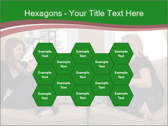 Conversation PowerPoint Template - Slide 44