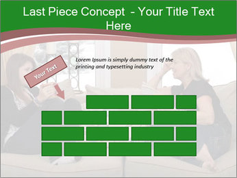 Conversation PowerPoint Template - Slide 46