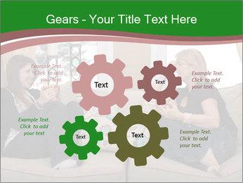 Conversation PowerPoint Templates - Slide 47