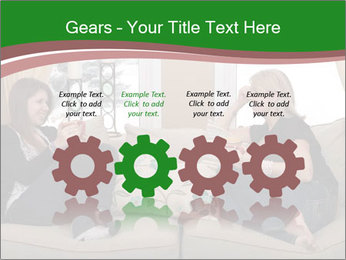 Conversation PowerPoint Template - Slide 48