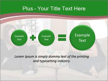 Conversation PowerPoint Template - Slide 75