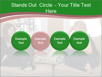 Conversation PowerPoint Template - Slide 76